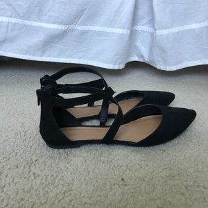 Black Flats *GREAT CONDITION*
